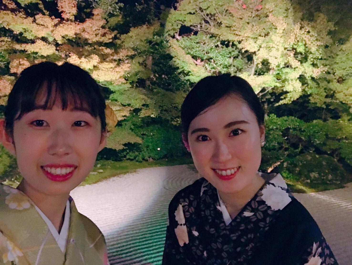 秋の京都を満喫(^^♪2018年11月6日15
