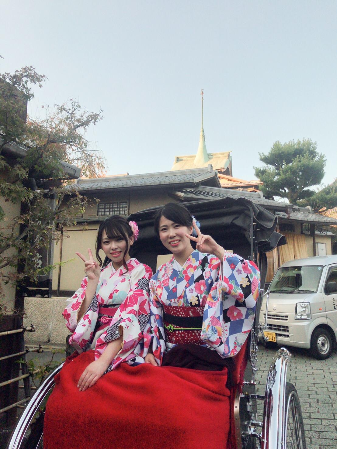 秋の京都を満喫(^^♪2018年11月6日11