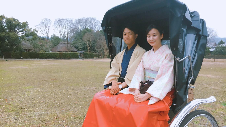 冬休みに京都で着物レンタル(^^♪2018年12月23日2