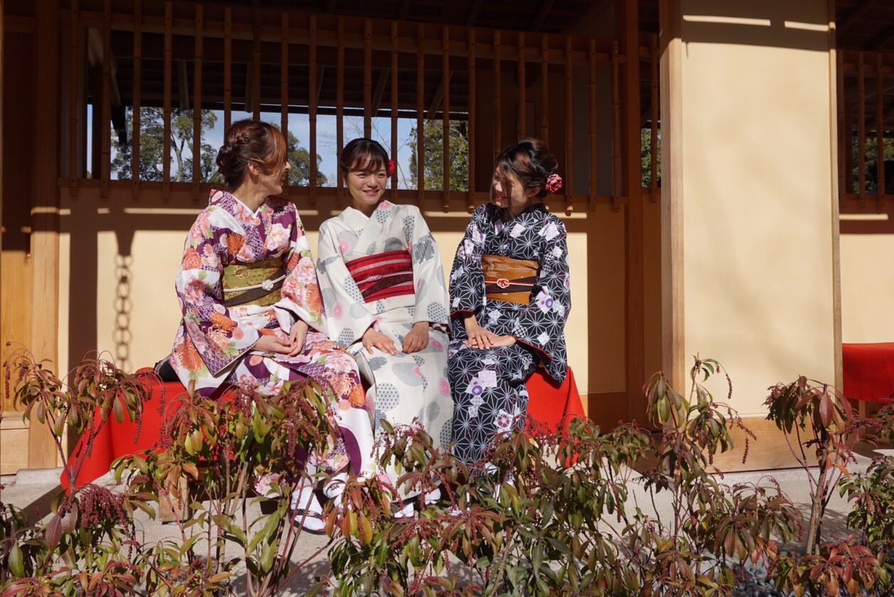 伏見稲荷大社・八坂神社・河合神社へ2018年12月30日2