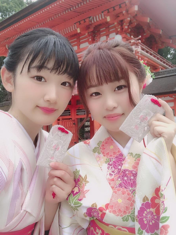 冬休みに京都で着物レンタル(^^♪2018年12月23日7