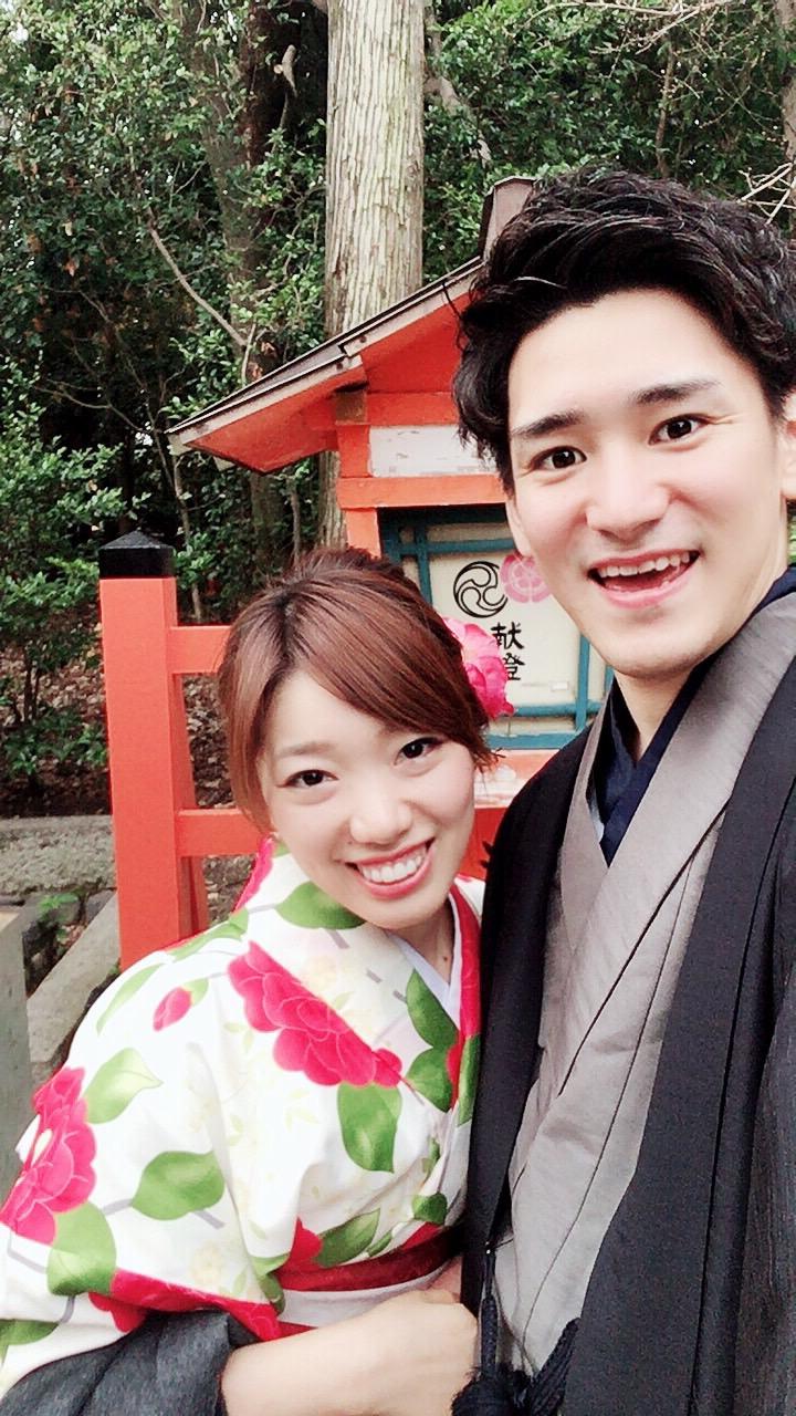 冬休みに京都で着物レンタル(^^♪2018年12月23日3