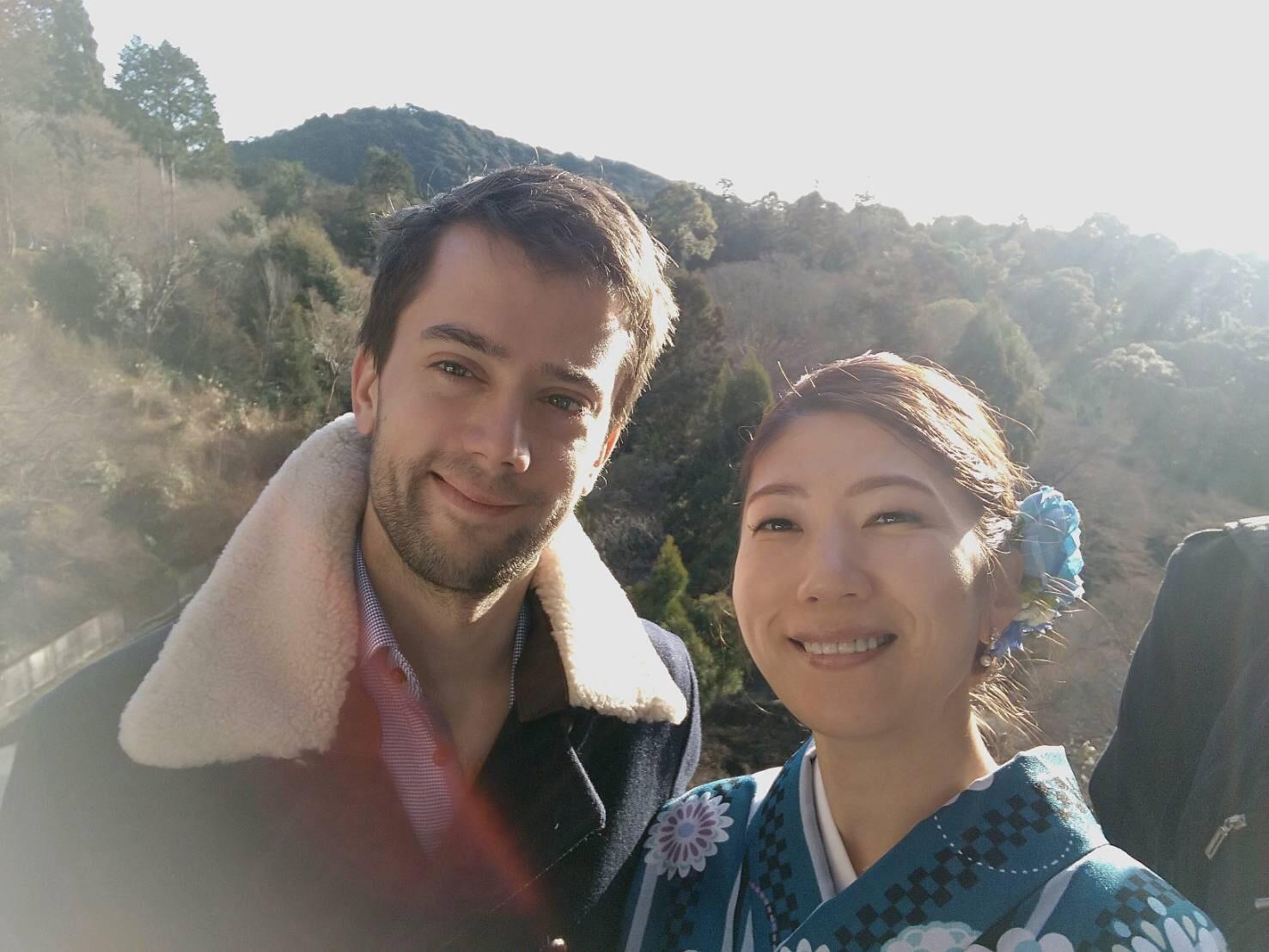 連休もカップルで着物レンタル♡2019年1月13日11