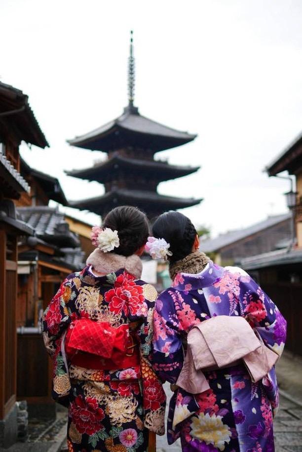 東映太秦映画村で写真撮影♡2019年1月15日2