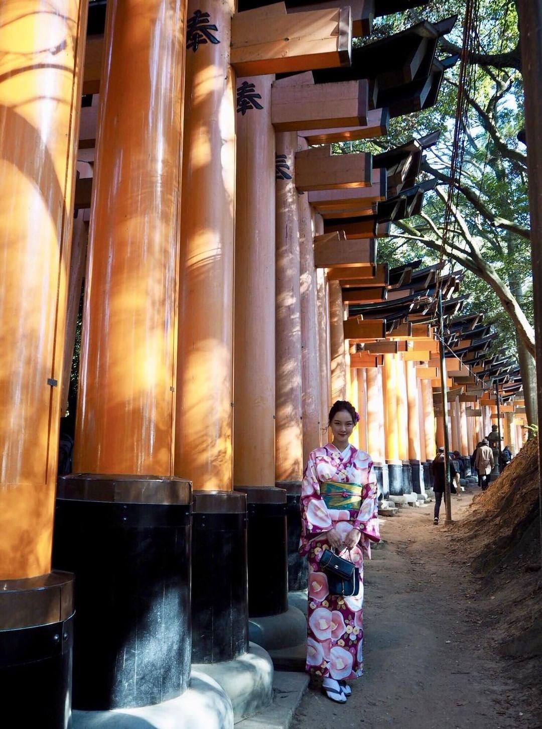家族で下鴨神社の蹴鞠初めへ2019年1月4日1
