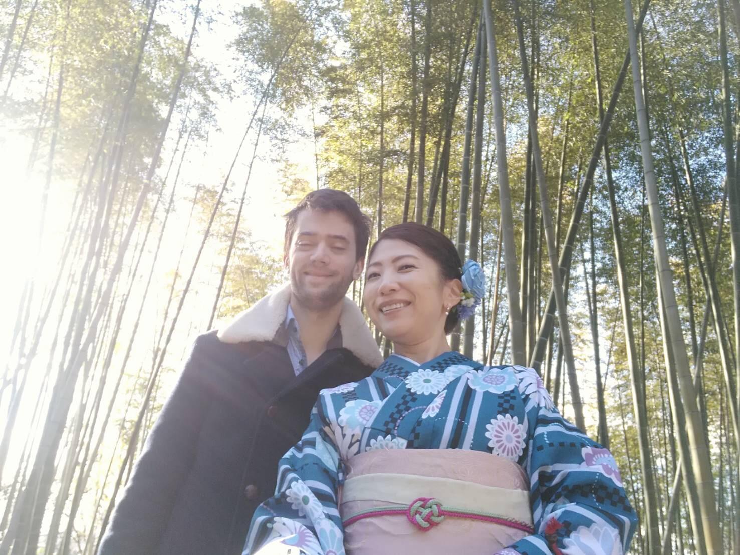 連休もカップルで着物レンタル♡2019年1月13日8