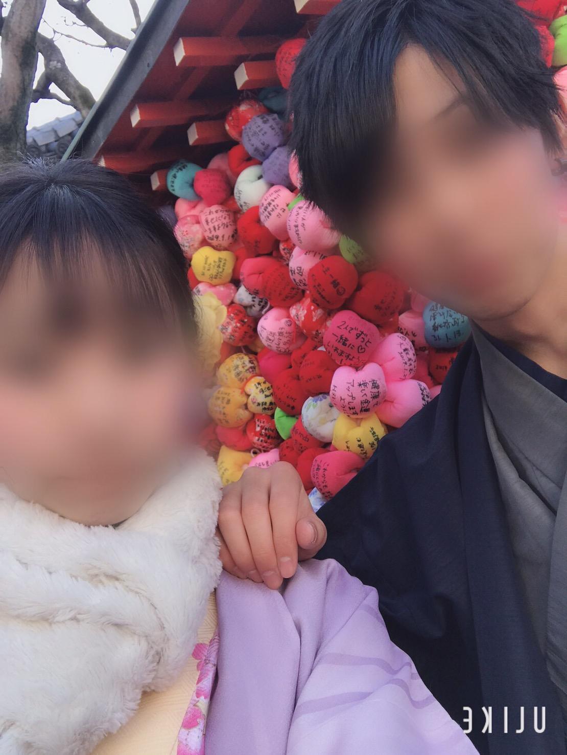 人気衰えない八坂庚申堂2019年1月27日4