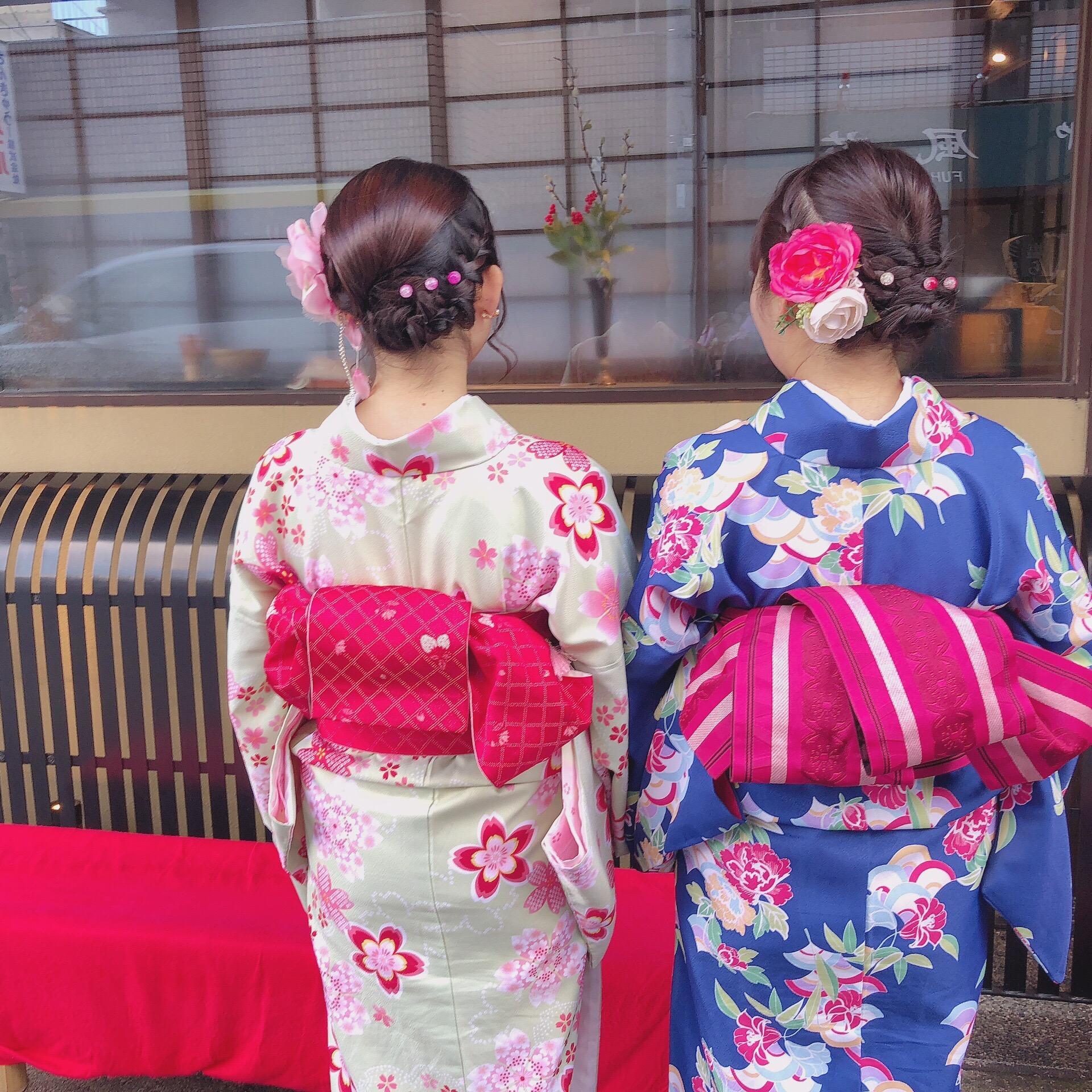 家族で北海道から京都旅行(^^♪2019年1月14日9