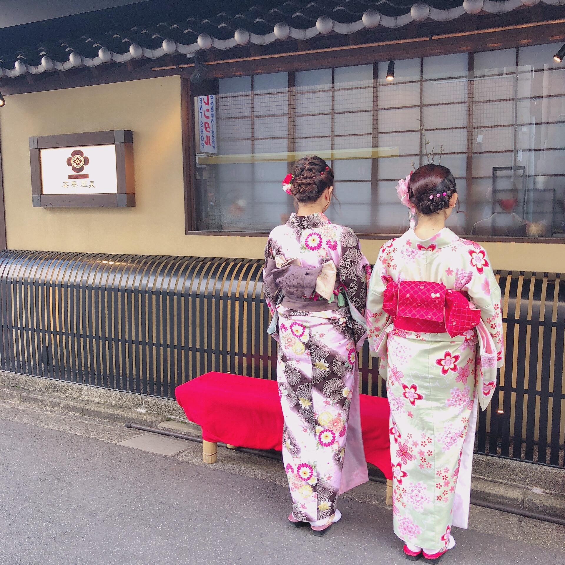 家族で北海道から京都旅行(^^♪2019年1月14日8
