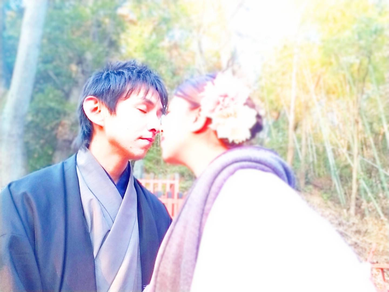 もうすぐ春の京都の夜を楽しんで頂きましたぁ♪2019年2月23日6