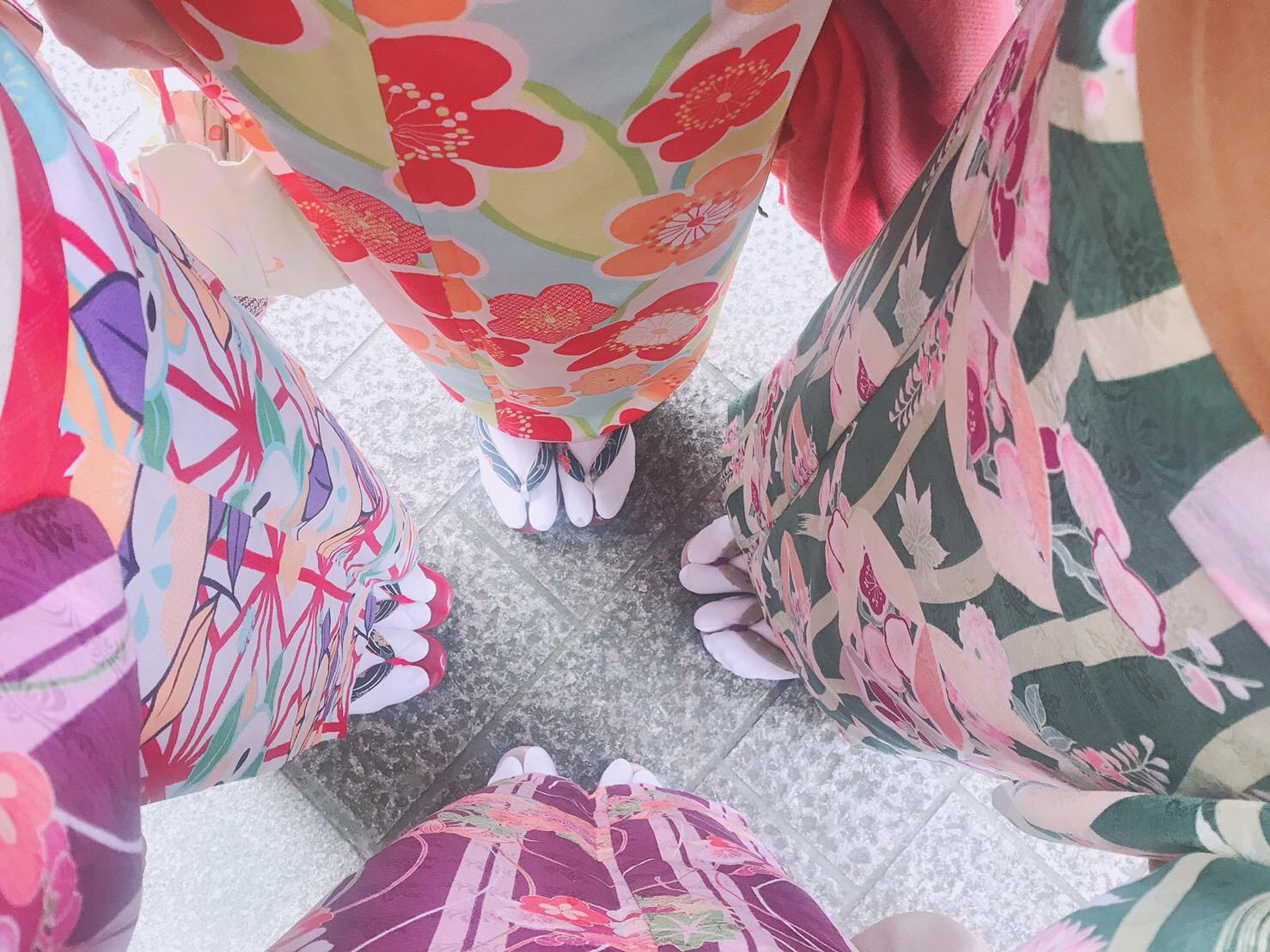 卒業旅行に伏見稲荷大社へ♪2019年2月27日6