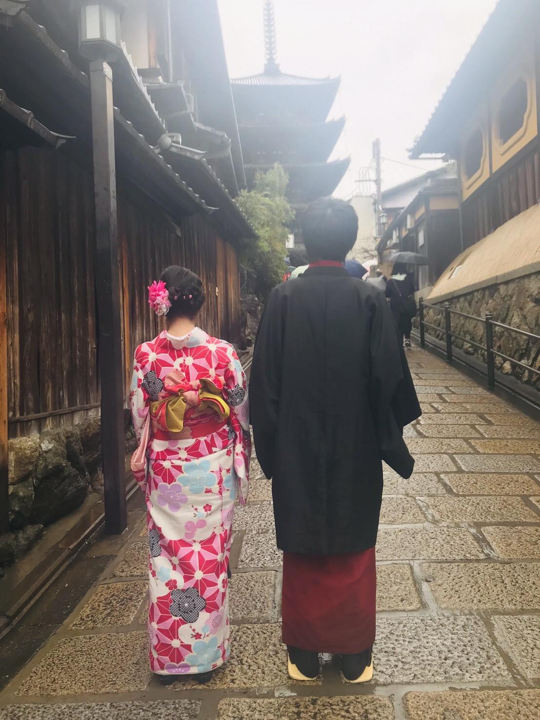 長崎から春休み中の大学生カップル♡2019年2月28日1