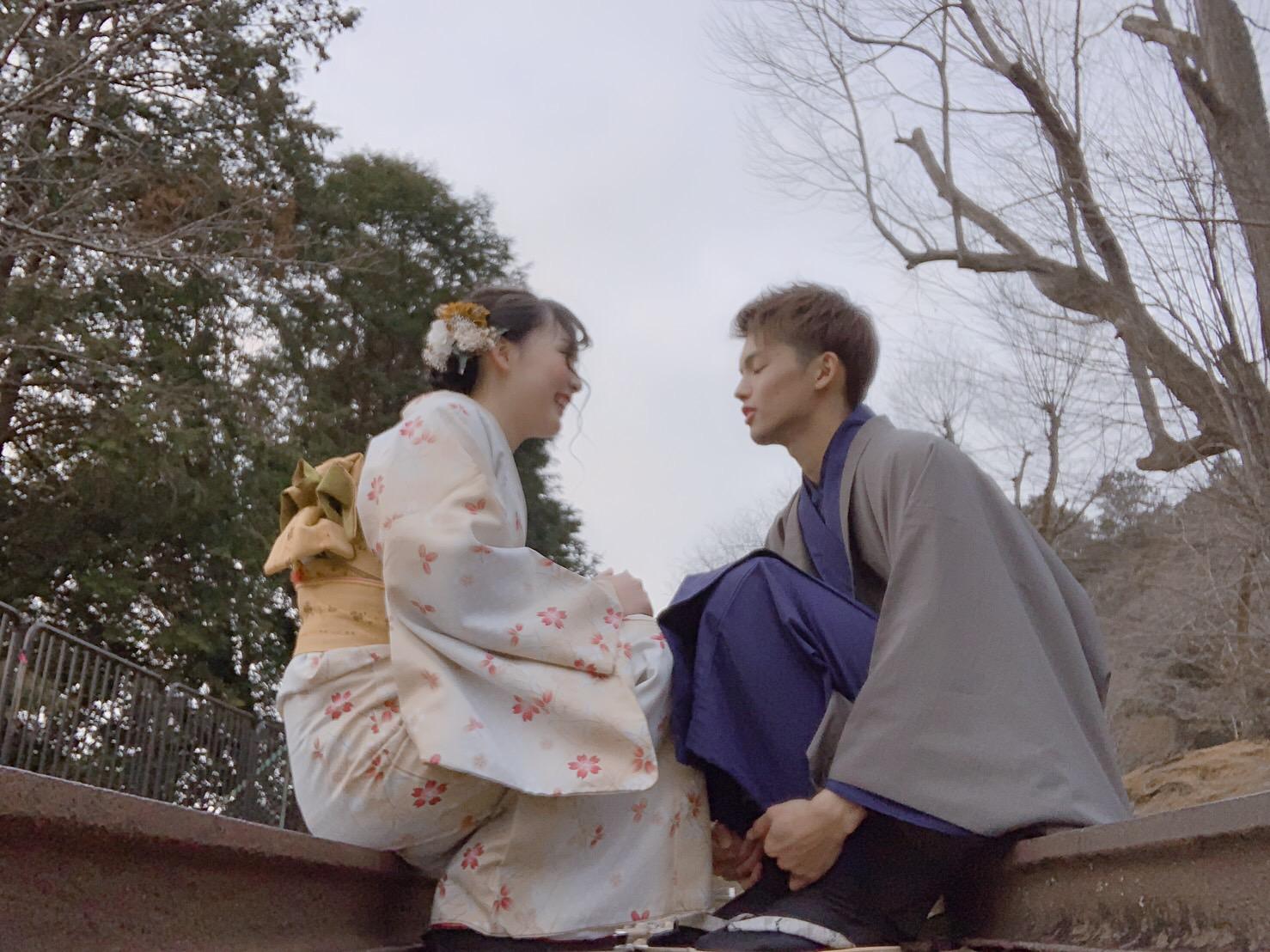 夫婦で嵐山 天龍寺へ2019年2月10日5