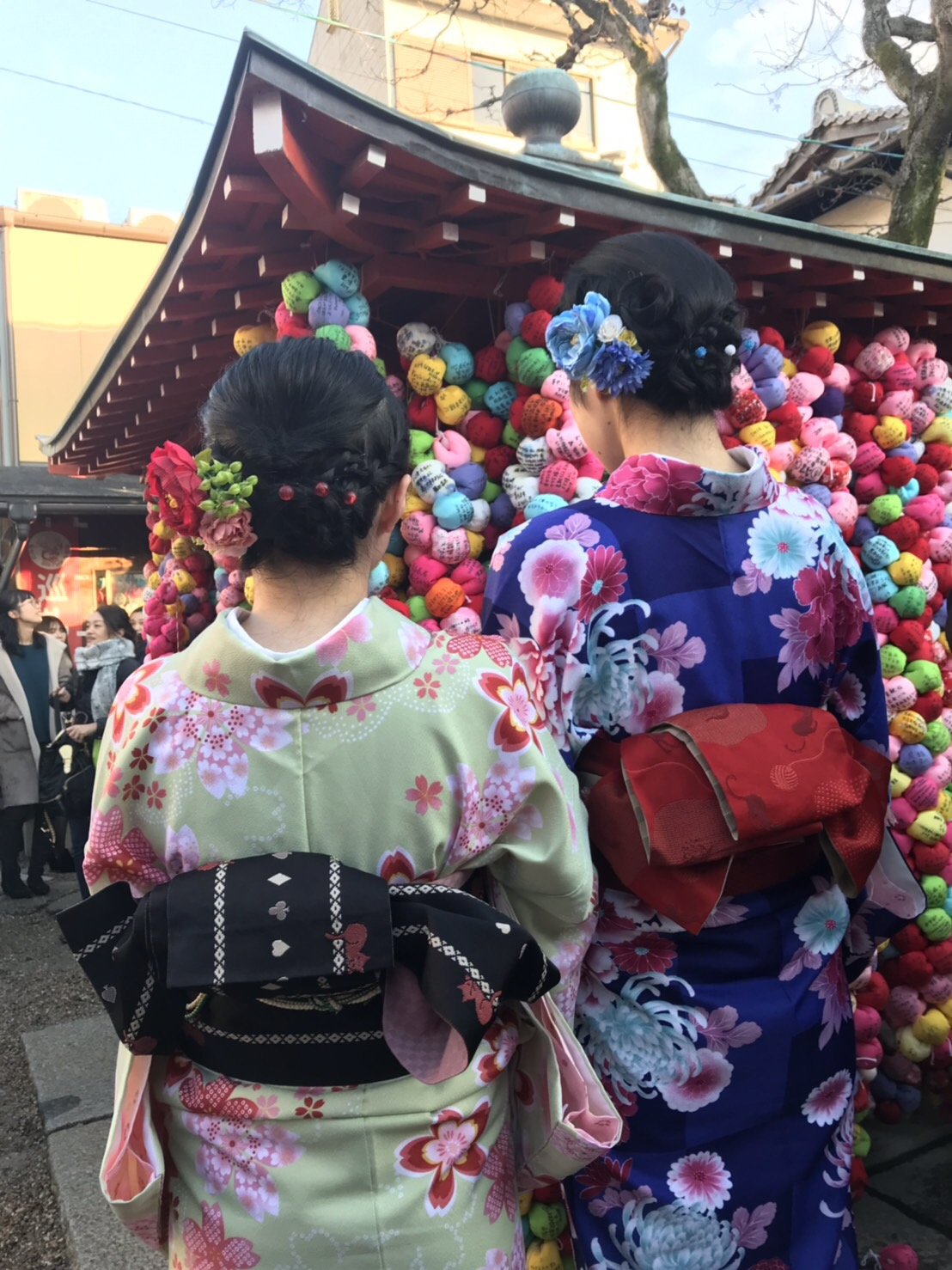 南座で滝沢歌舞伎を観覧(^^♪2019年2月6日3