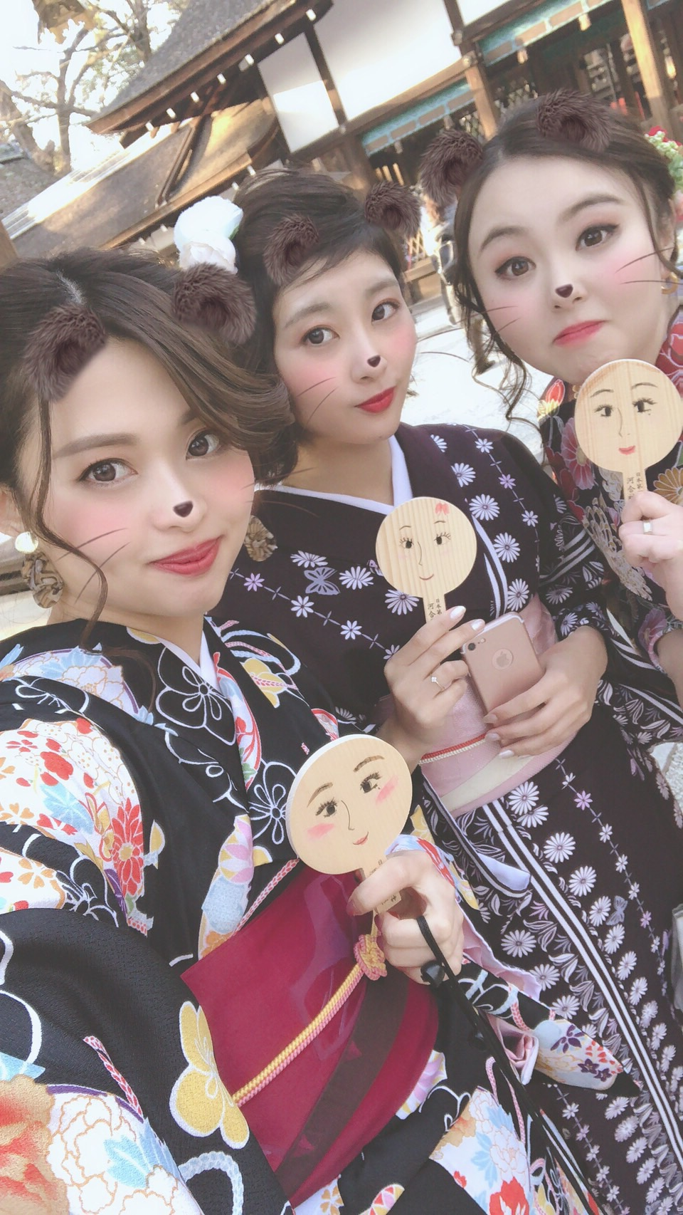 八坂庚申堂と嵐山が大人気2019年2月5日4