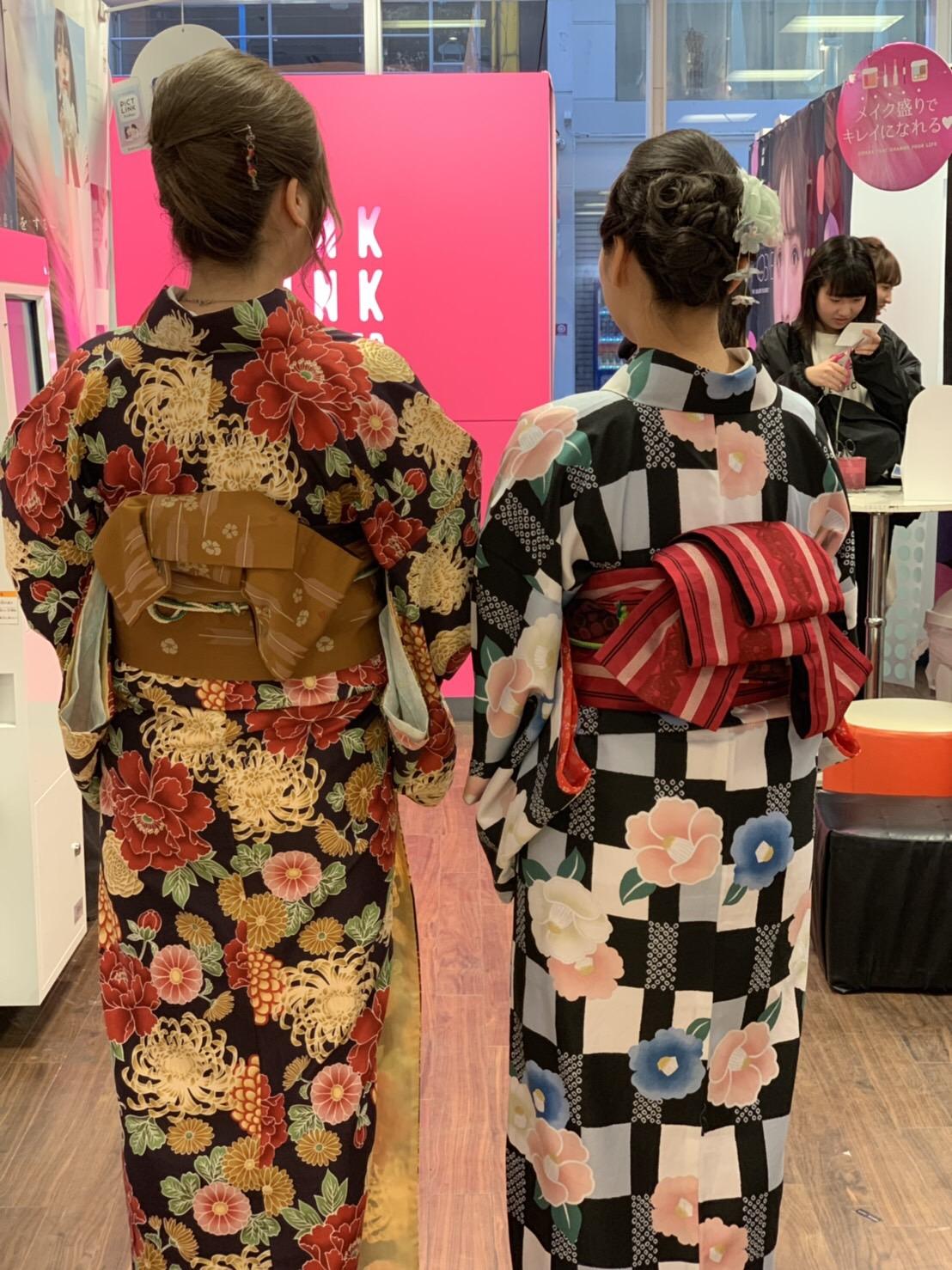 先日、姉妹店の浅草店をご利用頂きましたぁ♪2019年2月14日3