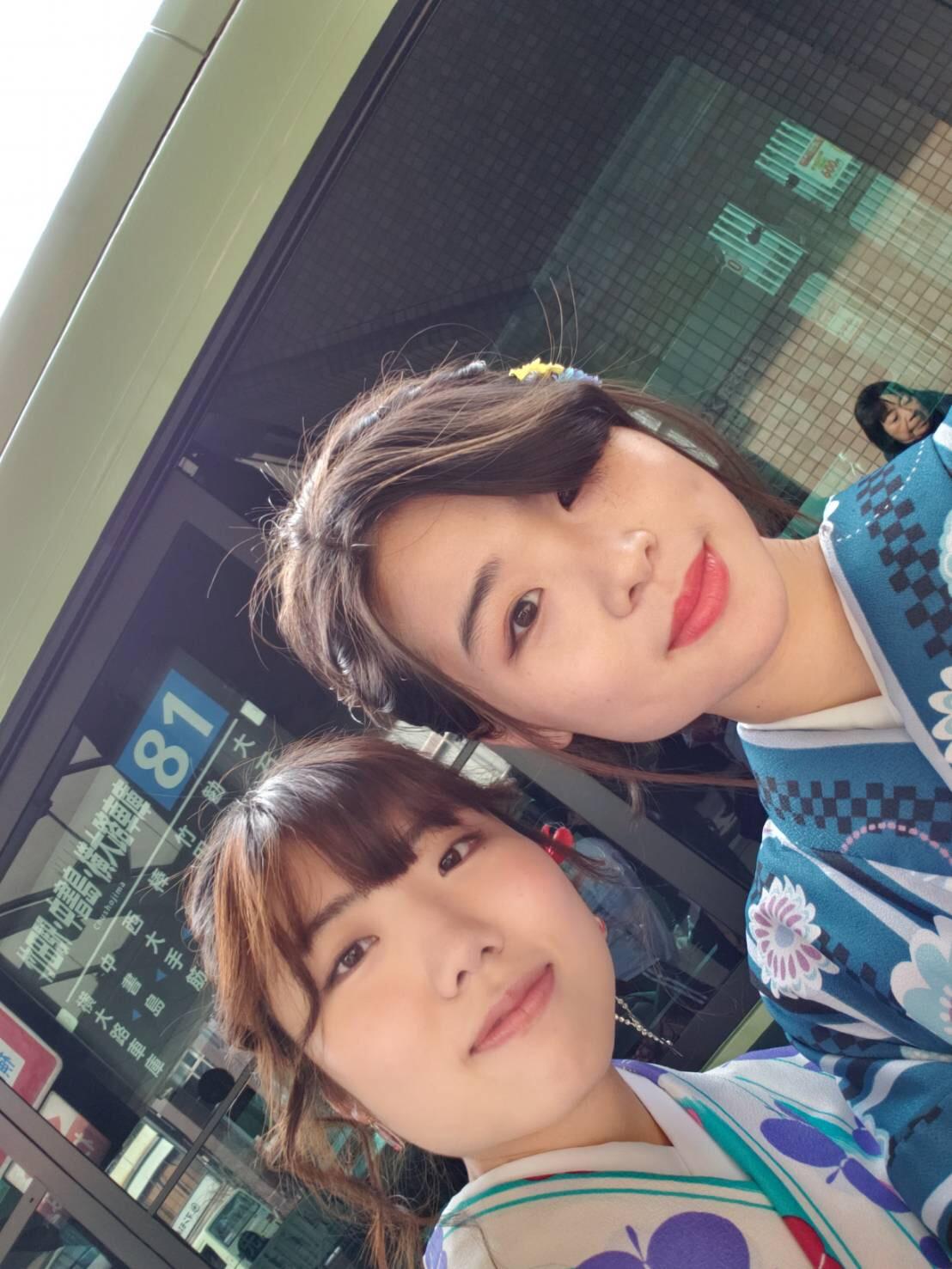 今日は嵐山と伏見稲荷大社が人気でした♡2019年2月7日6