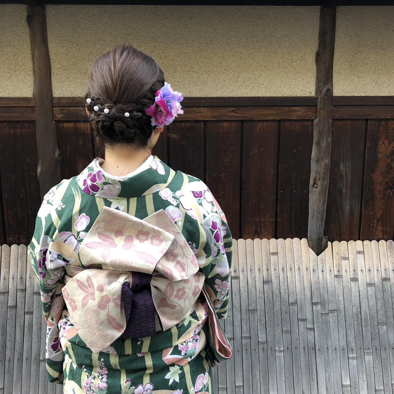 カップルで金閣寺へ♡2019年2月24日9