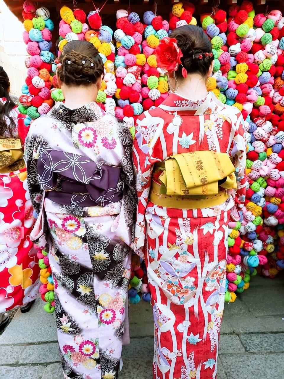 カップルで金閣寺へ♡2019年2月24日4