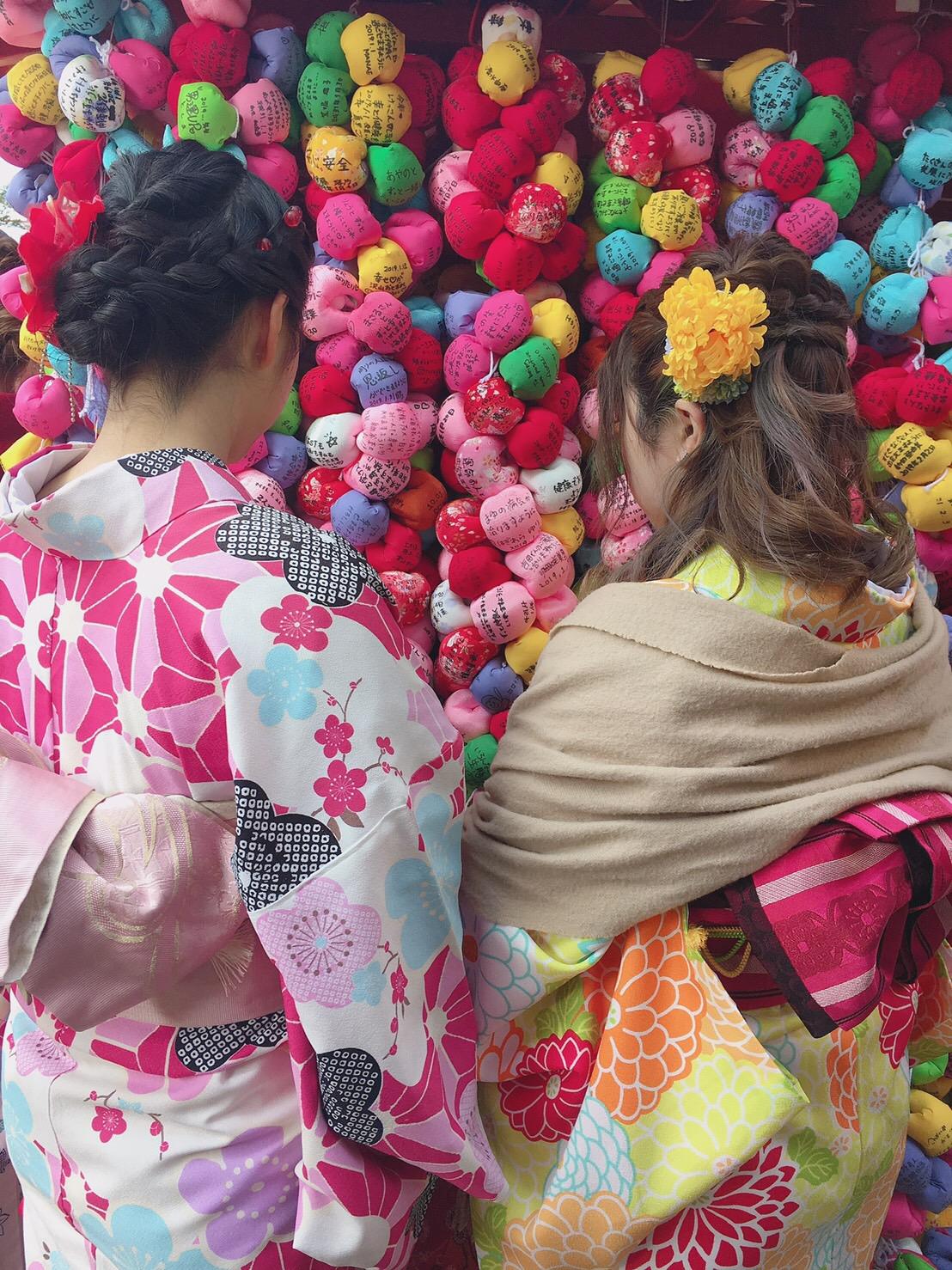 八坂庚申堂と嵐山が大人気2019年2月5日7
