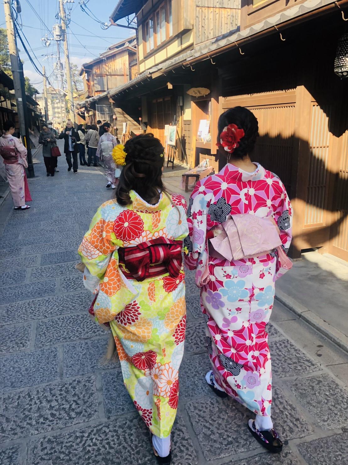 八坂庚申堂と嵐山が大人気2019年2月5日8