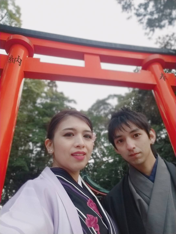 もうすぐ春の京都の夜を楽しんで頂きましたぁ♪2019年2月23日8