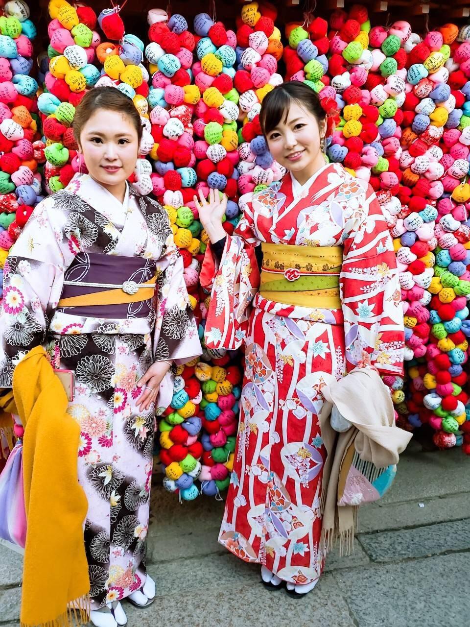 カップルで金閣寺へ♡2019年2月24日5