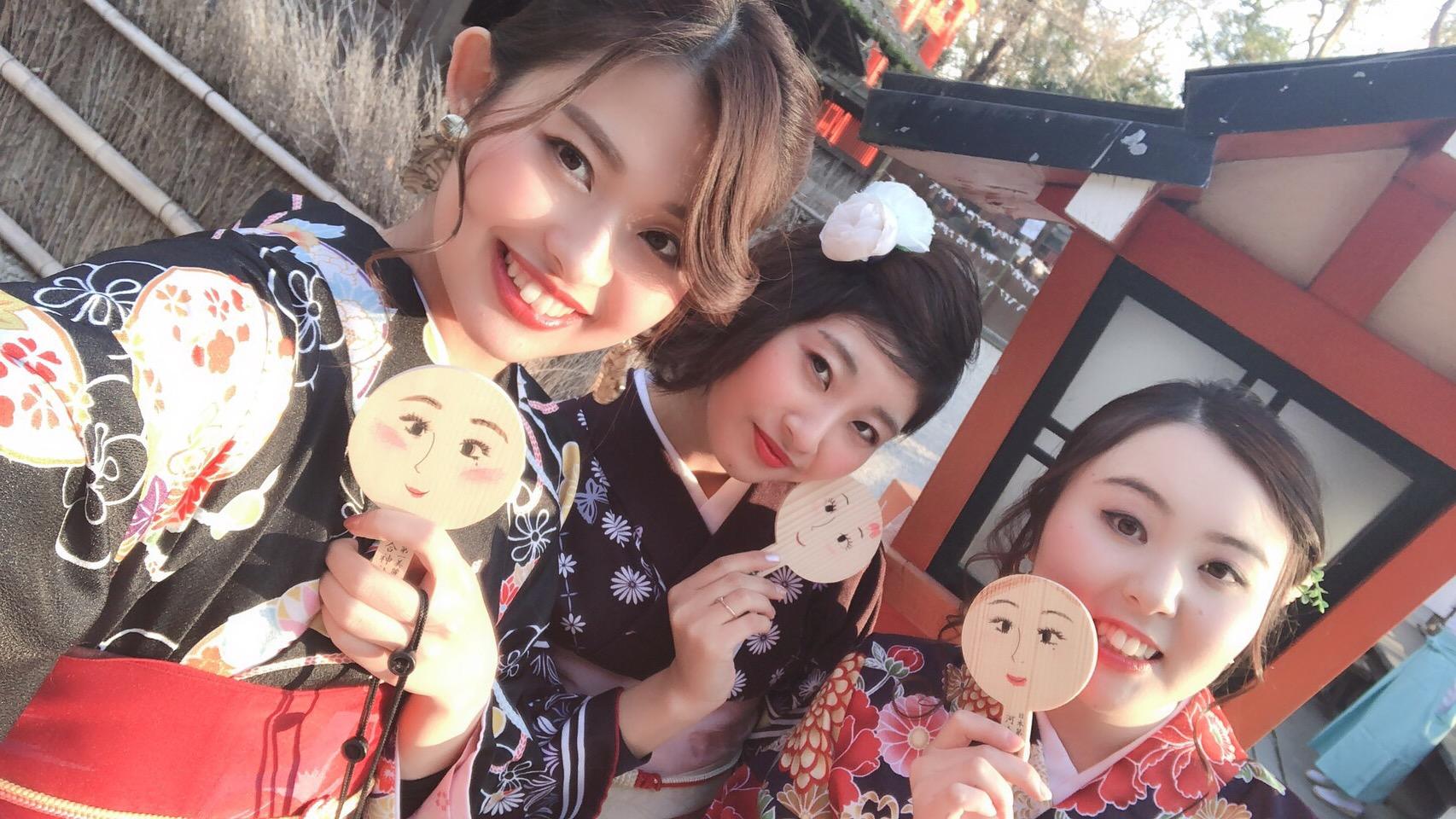 八坂庚申堂と嵐山が大人気2019年2月5日6