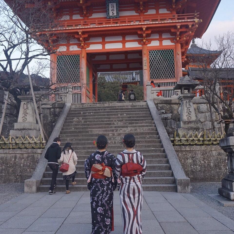 下鴨神社から嵐山へ2019年2月17日3