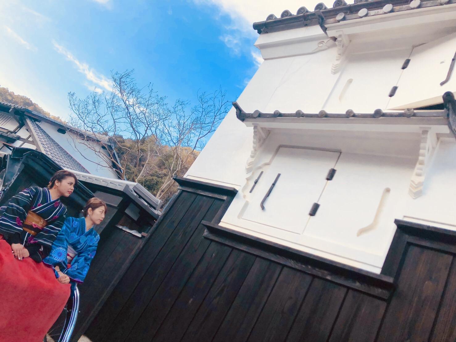 カップルで金閣寺へ♡2019年2月24日7