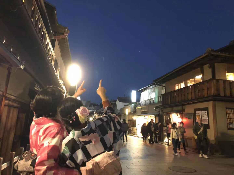 カップルで金閣寺へ♡2019年2月24日8