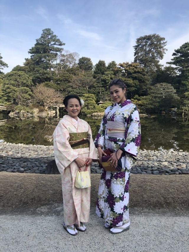 カップルで金閣寺へ♡2019年2月24日3