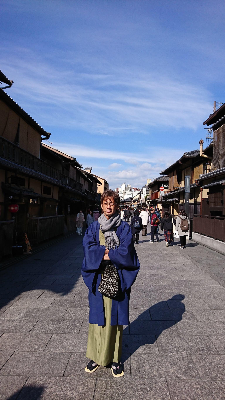 もうすぐ春の京都の夜を楽しんで頂きましたぁ♪2019年2月23日1