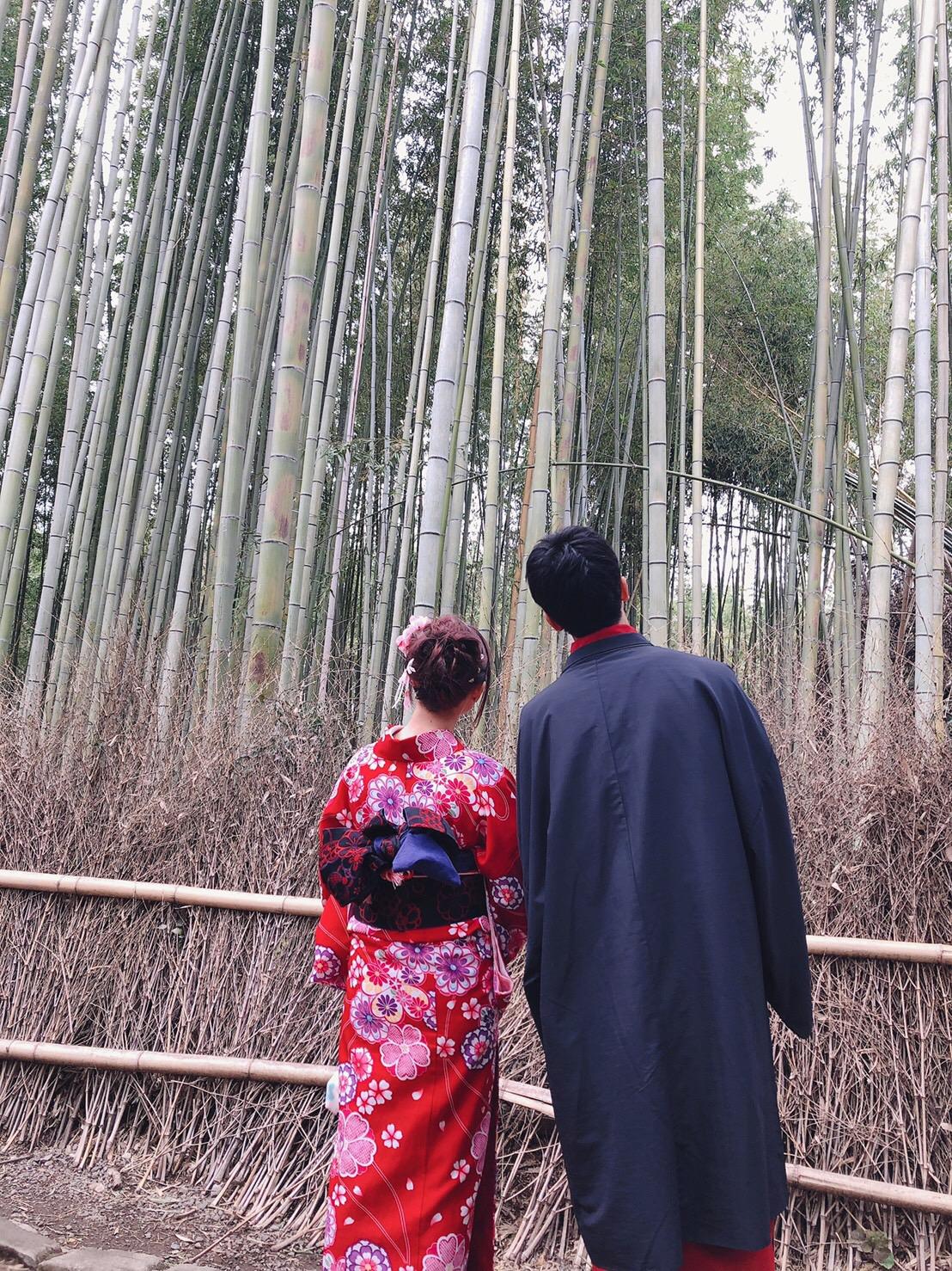 卒業旅行に着物で伏見稲荷大社へ♪2019年3月13日27
