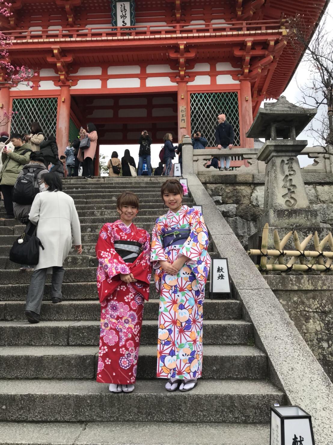 広島から卒業旅行の大学生♡2019年3月14日5