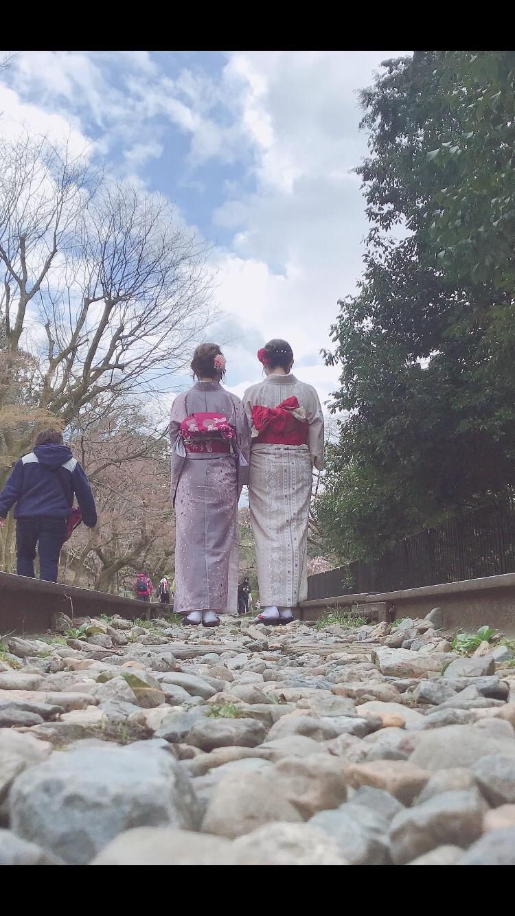 蹴上インクラインも桜咲いてきました!2019年3月31日4