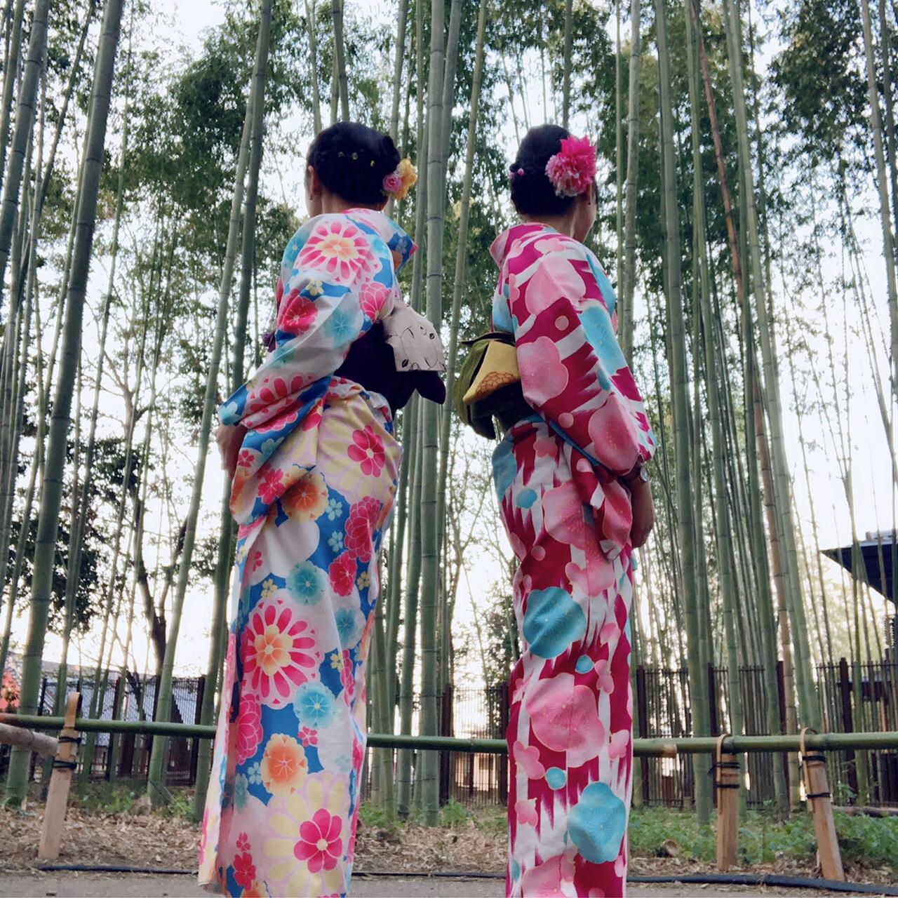 複数組のリピーター様♡春の京都へ♪2019年3月27日7
