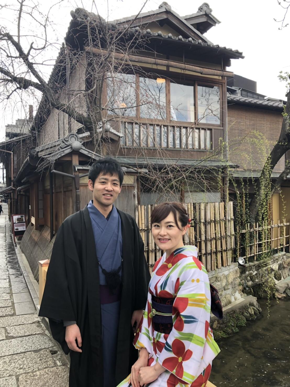 カップルプランで京都を満喫♡2019年3月24日4