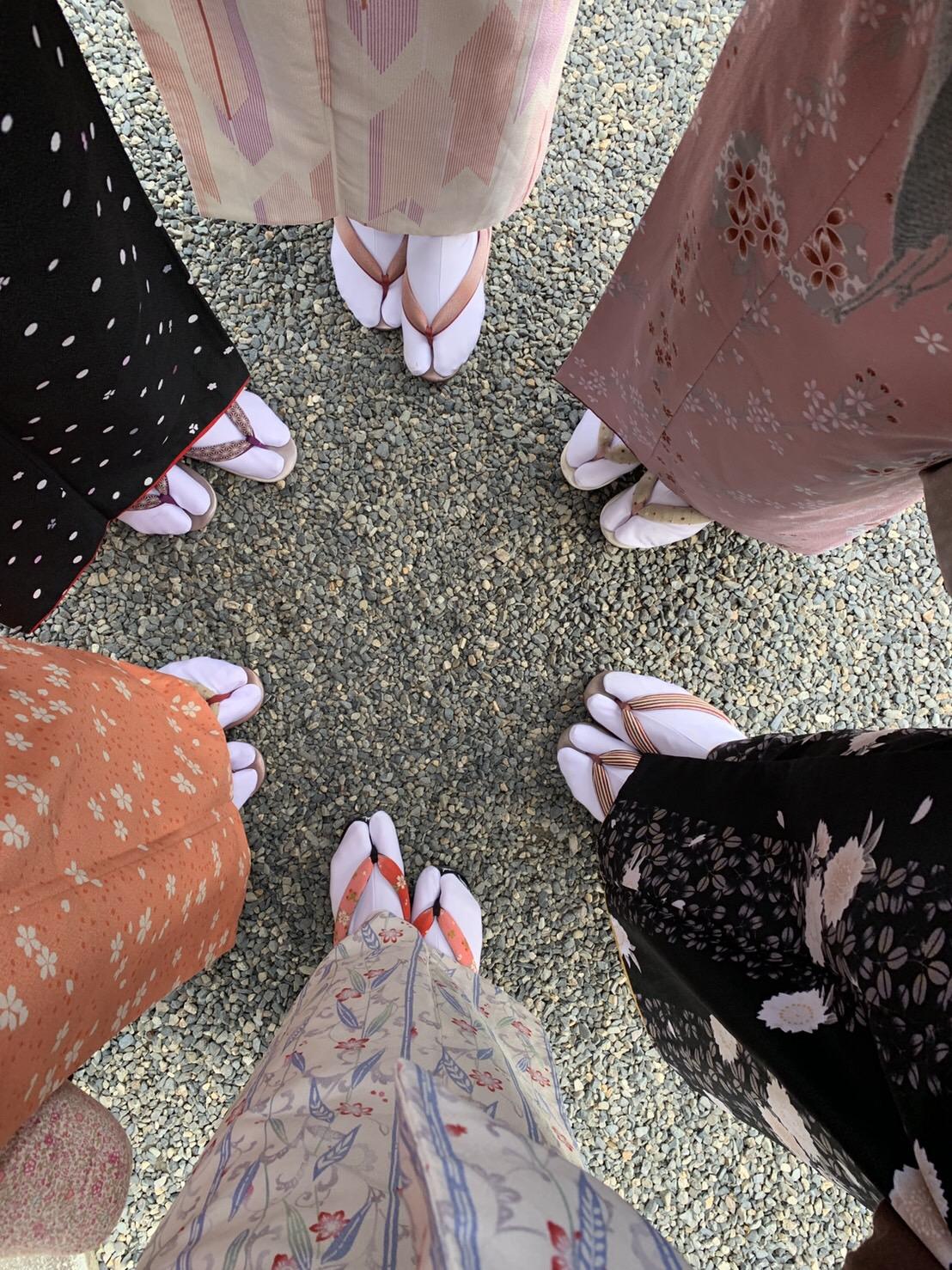 広島から卒業旅行の大学生♡2019年3月14日9