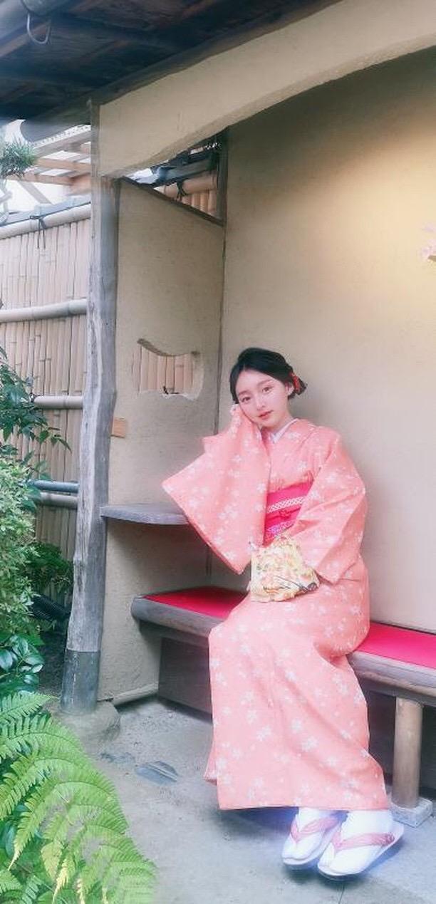 今日も京都御苑へお花見♡2019年3月26日1