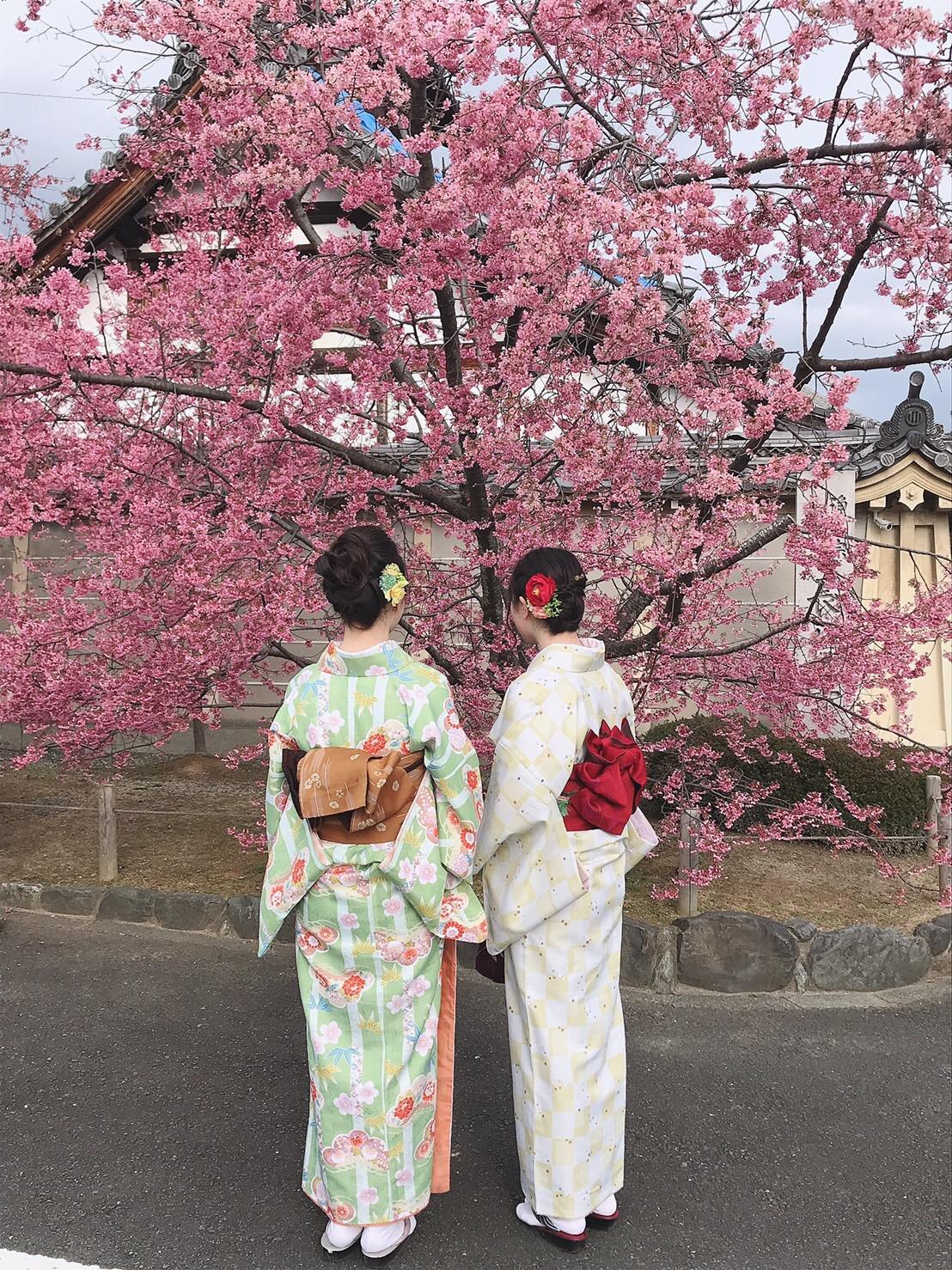 広島から卒業旅行の大学生♡2019年3月14日11