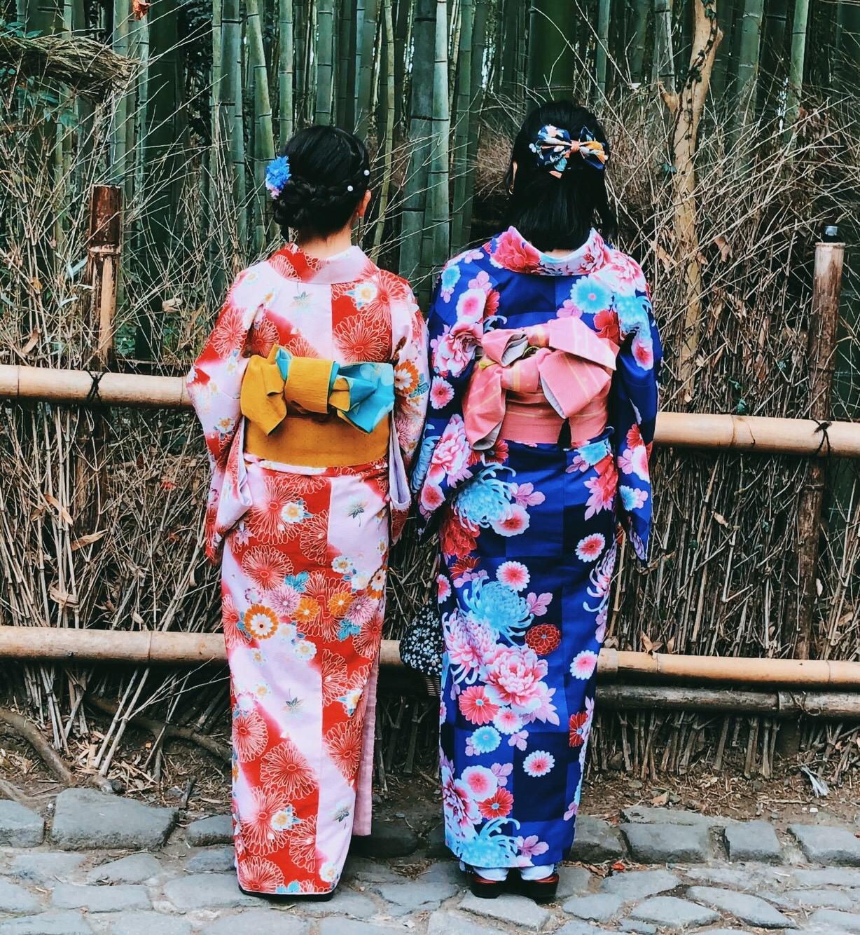 複数組のリピーター様♡春の京都へ♪2019年3月27日4