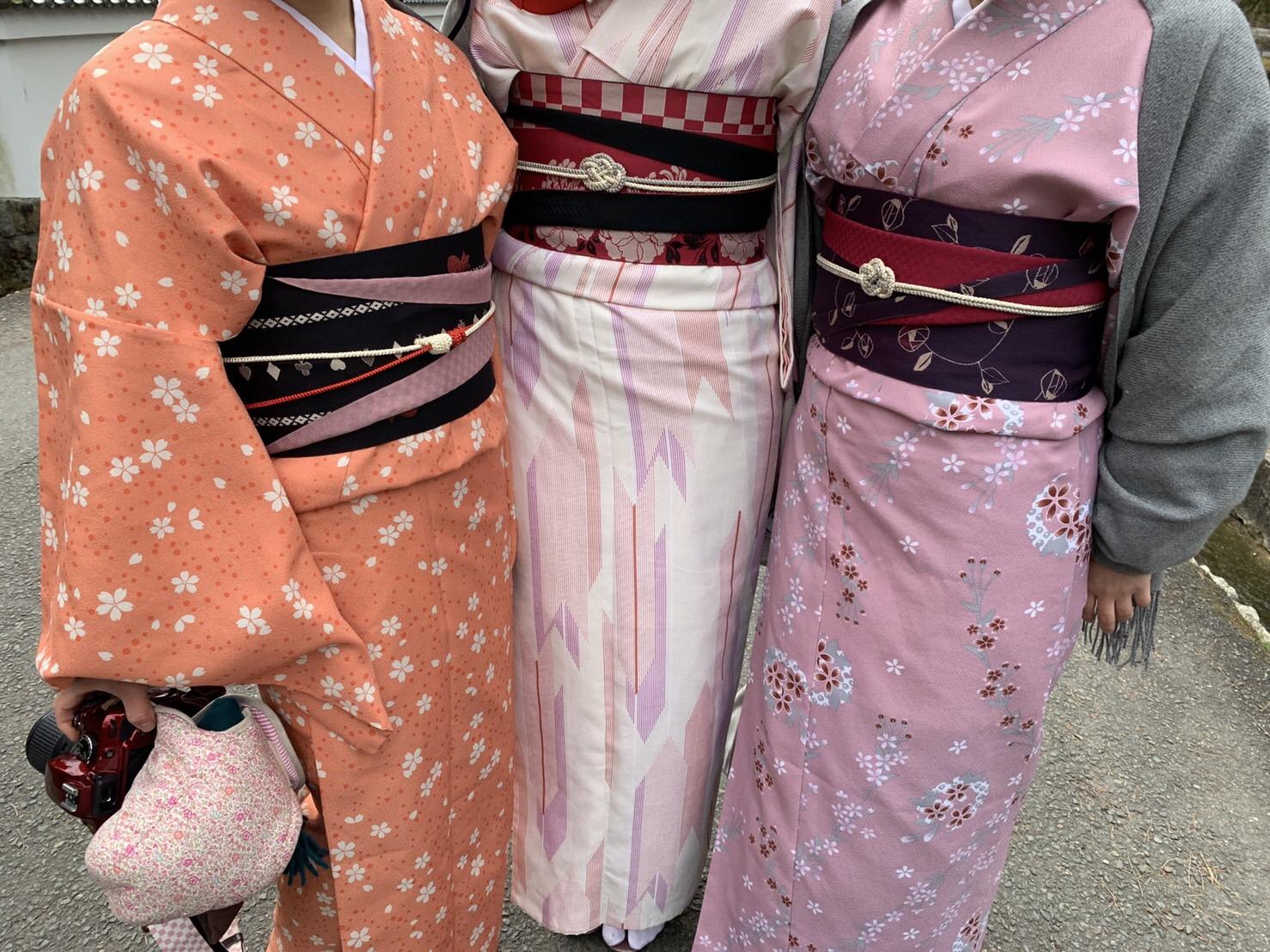 広島から卒業旅行の大学生♡2019年3月14日8