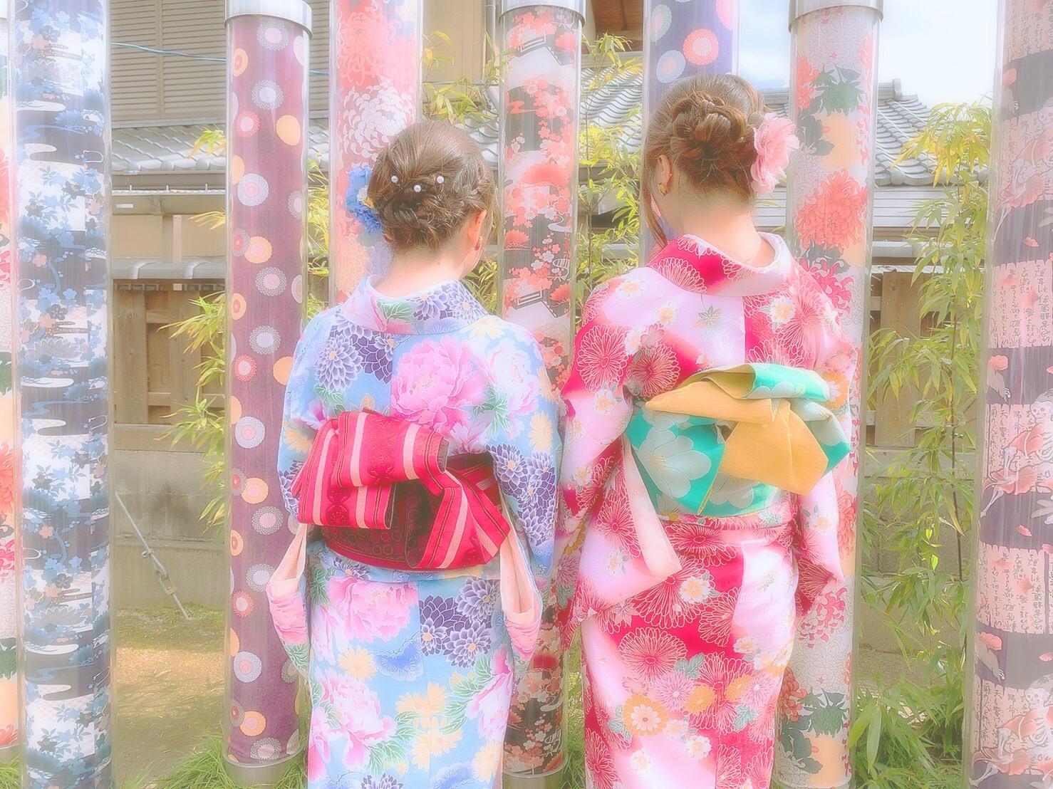 カップルプランで京都を満喫♡2019年3月24日12