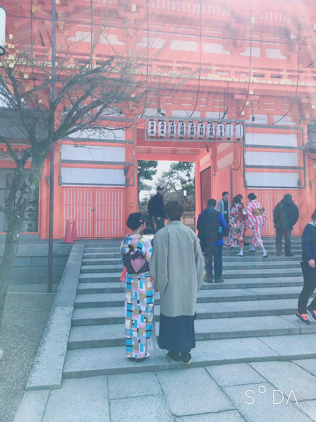 高台寺も春の特別夜間拝観始まってまぁす2019年3月9日4
