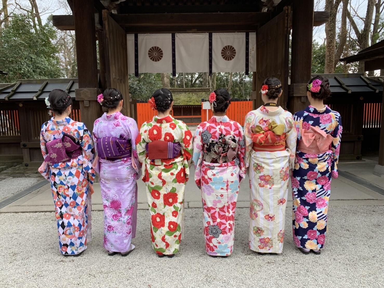 広島から卒業旅行の大学生♡2019年3月14日4