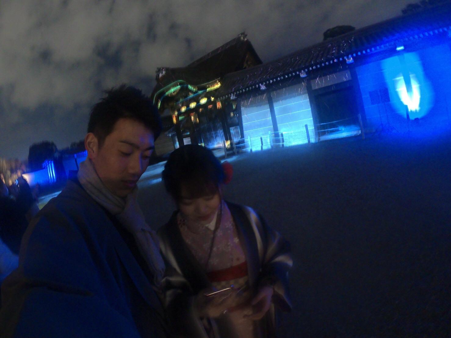 カップルプランで京都を満喫♡2019年3月24日20