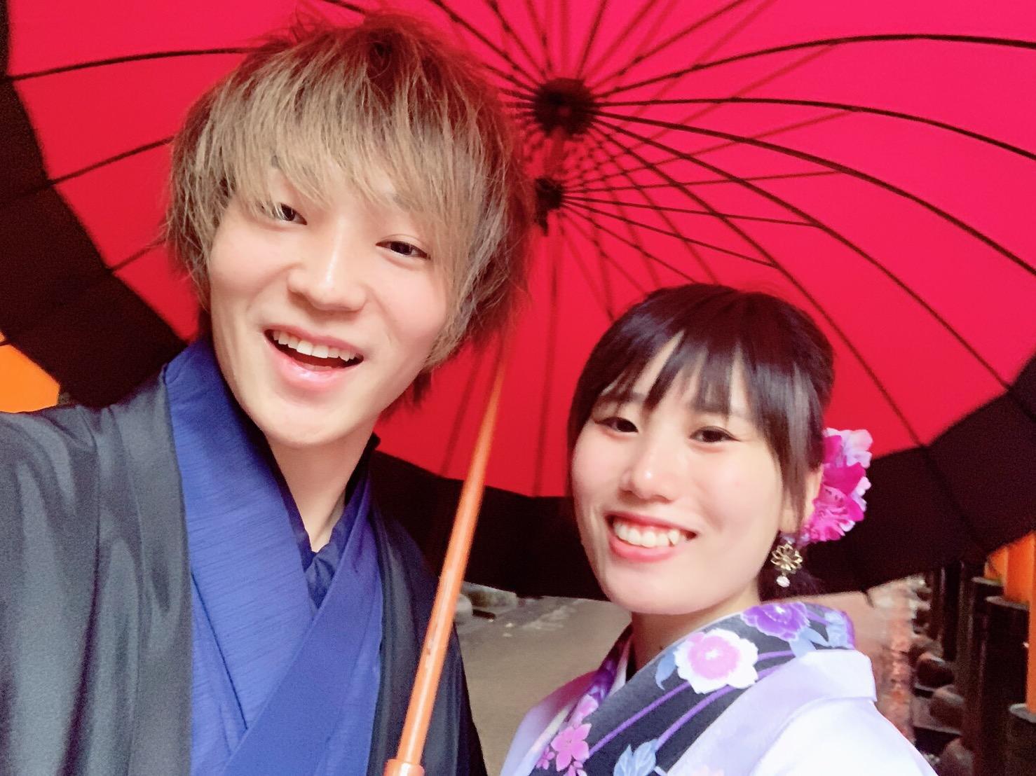 雨の京都を満喫♪2019年3月10日4