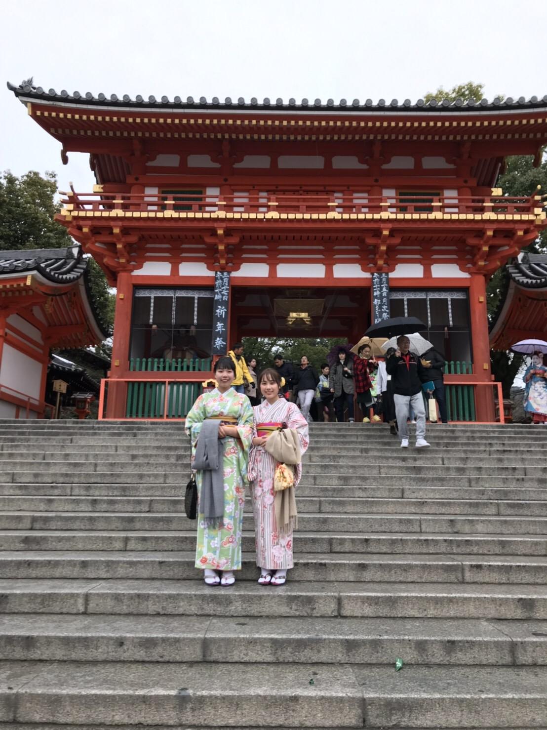 カップルで嵯峨嵐山 竹林の小径へ♡2019年3月6日13