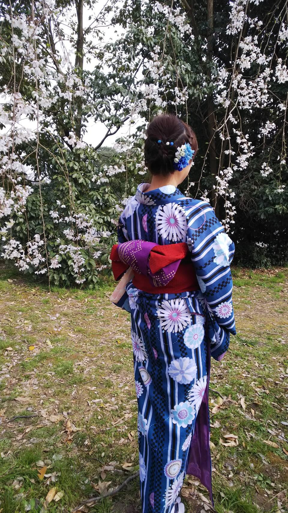 複数組のリピーター様♡春の京都へ♪2019年3月27日2